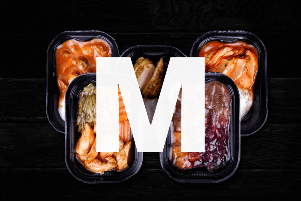 Purefood készétel M