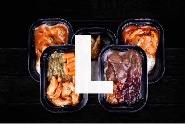 Purefood készétel L