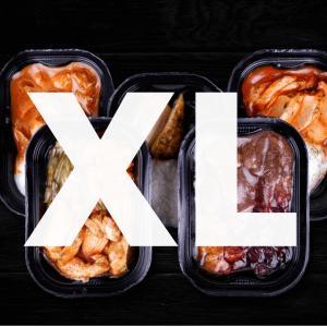 Purefood készétel XL
